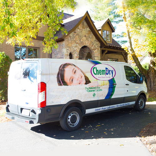 Chem-Dry provides professional carpet and upholstery cleaning services